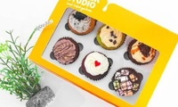 Assorted Cupcakes from Butter Studio