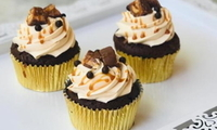 Snickers Caramel Cupcake_Butter Studio from Butter Studio