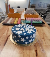 Star Wars Themed Cupcakes_Butter Studio from Butter Studio