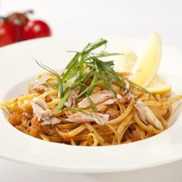 Crab Linguine from Odelice
