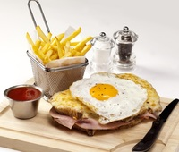 Croque Madam from Odelice