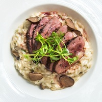 Duck Risotto from Odelice