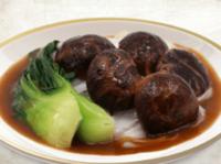 Braised Mushroom Hor Fun from Shi Hui Yuan