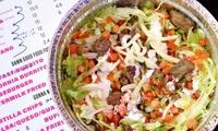 Burrito Bowl from Muchachos