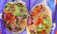 Burrito from Muchachos
