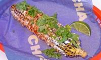 Elotes (Corn) from Muchachos