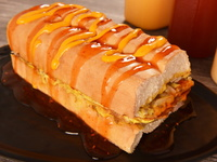 Roti John from Mahir's Cafe