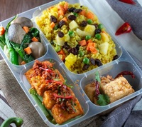 Kaffir Vegetarian Box from Baan Ying
