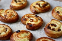 Mini Raisin Swirl from Le Petit Croissant.