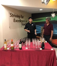 Buffet Beverage - ICS Catering from ICS Catering