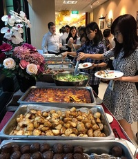 Buffet Lunch or Dinner - ICS Catering from ICS Catering