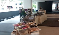 School Event Buffet Catering Setup  - ICS Catering from ICS Catering