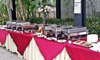 Buffet Catering Setup - ICS Catering from ICS Catering
