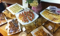 Tea Break Canapes  - ICS Catering from ICS Catering