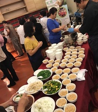 Noodle Live Station - ICS Catering from ICS Catering