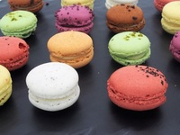 Macaroons from La Casa Catering