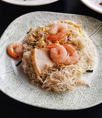Fish Sauce Fried Bee Hoon  from The Social Kitchen