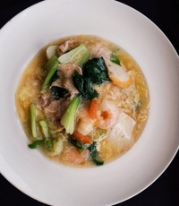 Seafood Hor Fun from The Social Kitchen