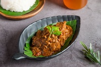 Beef Rendang Set from Ayam Penyet President