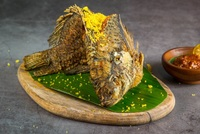 Dancing Fried Fish - Ikan Joget from Ayam Penyet President