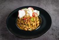 Fresh Vege in Peanut Sauce - Karedok from Ayam Penyet President