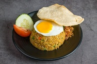 Fried Rice - Nasi Goreng from Ayam Penyet President