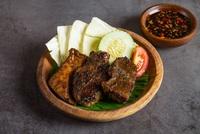 Grilled Beef - Empal Bakar from Ayam Penyet President