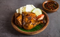 Grilled Chicken  - Ayam Bakar from Ayam Penyet President