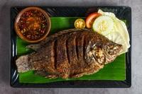 Grilled Tilapia Fish - Ikan Bakar from Ayam Penyet President