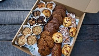 Assorted Baked Goods - Park Bench Deli Catering Menu Photo from Park Bench Deli