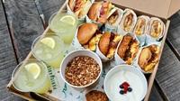 Breakfast Platter - Park Bench Deli Catering Menu Photo from Park Bench Deli