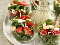 Fruity Salad Cup from A Fun Kitchen Catering