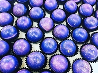 Galaxy Cake from A Fun Kitchen Catering