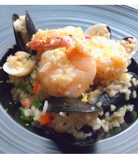 Seafood Rice from Thunderbird Bistro