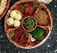 Customer Christine, Harvest Assorted Appetizer Platter from Shin Minori