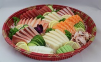 Harvest Assorted Sashimi Party Platter from Shin Minori