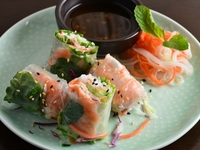 Tiger Prawn Rice Paper Rolls from MOI MOI