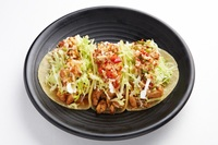 Chimichurri Chicken Taco from Vatos Urban Tacos
