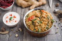 Chicken Biryani from Curry Nations
