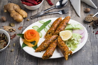 Chicken Sheekh Kebab - Curry Nations from Curry Nations