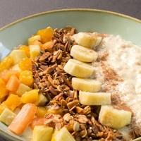 DIY Breakfast - Oatmeal from Grain Traders
