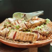 Seared Marinated Tuna from Grain Traders
