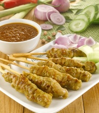 Satay Chicken from PappaRich