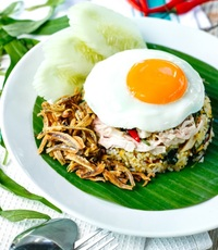 Kampung Fried Rice from PappaRich