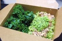 Kale Crab Rice from KALE
