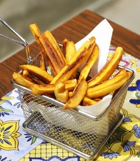 Plantain Fries from KALE