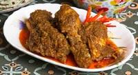 Chicken Rendang from Old Bibik's Peranakan Kitchen