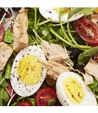 Healthy Salad from Brew N Chew