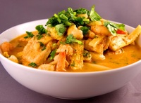 Thai Curry from Brew N Chew