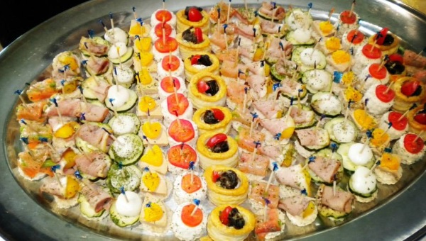 canapés catering best 50 canapés caterers in hong kong caterspot